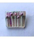 Blomster broche