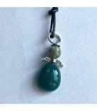 Grøn opal