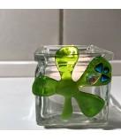 Lysholder grøn