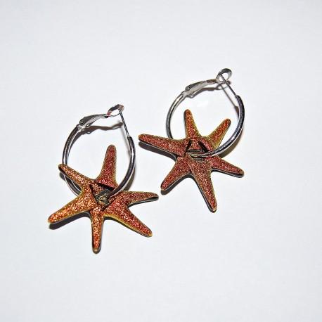 Orange stjerner